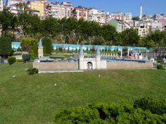Estambul. MiniaturKpark. Estambul Palacio Topkapi.
