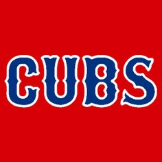 cubs - Google Search