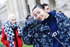 Street Style - Tommy Ton Pics - Spring 2014 Couture, Fall 2014 Menswear - Vogue