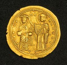 Histamenon Nomisma - Byzantine Coins of Byzantine Gold.