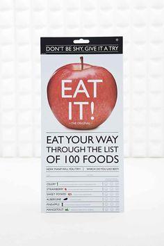 Eat It Chart