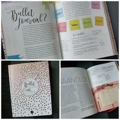 Mijn Bullet Journal Crash Course BBNC Hobby MUS Creatief bujo uitleg praktisch handleiding tips ideeën voorbeelden maandlog weeklog overnemen overtrekken recensie review