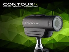 Contour 4K is available for pre-order and arriving soon! Very limited stock will be arriving in batches. Order now before stock runs out!  #contour #4k #video #photo #camera #tech #shop #electronics #new