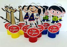 Personalizados para a festa da Lorena tema #showdaluna todos prontos e entregues! #lembrancinhas #personalizados Podem serem personalizados como desejar aproveitem! Orçamentos por in box ou whatsapp 11-952350636  https://www.facebook.com/personalizejulianafavret/