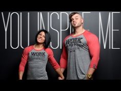 MY WIFE INSPIRES ME   Rob Bailey - YouTube.....this made me cry, I love these two