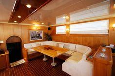 Luxury SCHATZ - Gulet Check more at https://eastmedyachting.co.uk/yachts/schatz-motor-sailer-gulet/