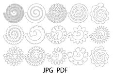 Obtain Rolled Paper Flower Templates SVG, Rose SVG, Origami Rose as we speak! We've got an enormous vary of Paper Slicing merchandise out there. Rolled Paper Flowers, Paper Flowers Diy, Paper Roses, Fabric Flowers, Paper Butterflies, Felt Flower Template, Flower Svg, Flower Crafts, Butterfly Template