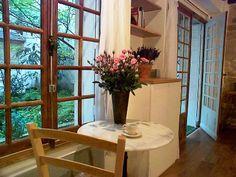 VRBO.com #49273 - Marais - Unique 'Country Cottage in Heart of Paris' Romantic Garden Apartment