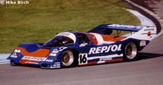 RSC Photo Gallery - World Sports Prototype Championship Montreal 1990 - Porsche 962 no.16 - Racing Sports Cars