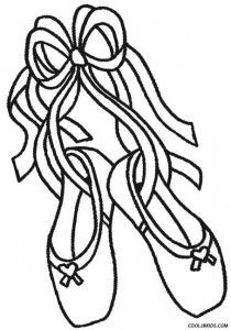Ballerina Coloring Pages For Girls - Coloring Pages ...