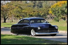 1951 Mercury Lead Sled All Steel Body, Built by Jack Webb for sale by Mecum Auction