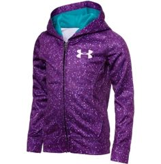 Under Armour Girls' Toddler Armour Fleece Celestial Full-Zip Hoodie - Dick's Sporting Goods