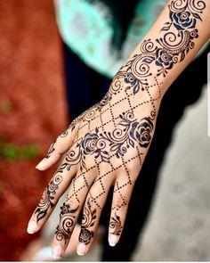 New Indian Bridal Henna Mehendi Tat Ideas Henna Tattoo Designs Arm, Arabic Mehndi Designs, Mehndi Tattoo, Bridal Mehndi Designs, Tattoo Designs For Girls, Best Tattoo Designs, Bridal Henna, Henna Mehndi, Arm Tattoo