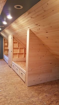 attic makeover ideas attic living attic bedroom ideas for kids garage attic ideas bedroom in attic attic storage ideas attic ideas bedroom attic bedroom ideas master attic ideas diy Bunk Rooms, Attic Bedrooms, Upstairs Bedroom, Bedroom Loft, Bedroom Rustic, Attic Bathroom, Upstairs Loft, Bunk Beds, Attic Bedroom Designs