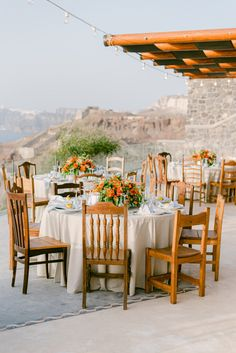 Mediterranean Wedding in Cavo Ventus | Santorini Wedding Planner