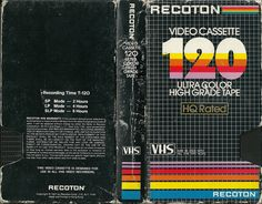 cover vhs blank - Google Search
