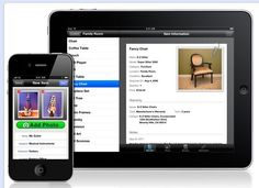 Home Inventory is the boringly-named Mac app that will let you create and manage an inventory of the items in your home.