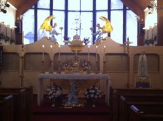 Our Lady of Angels Chapel at EWTN, Irondale, Alabama