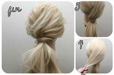 Découvrez 5 magnifiques tutoriels de coiffures soirés chic et tendances que vous pouvez réaliser vous même en moins de dix minutes. Profitez