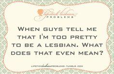 19 Undeniable Lesbian Problems 4 - https://www.facebook.com/diplyofficial