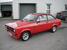 Escort Mk1, Ford Escort, Ford Rs, Ice Cream Van, Ford Classic Cars, Garage House, Car Ins, Cars And Motorcycles, Vintage Cars