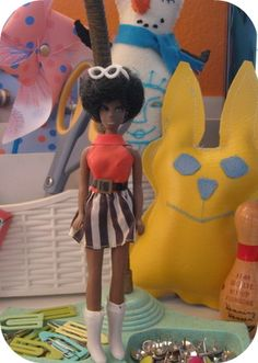 Mod Dawn Doll. I just love this doll!