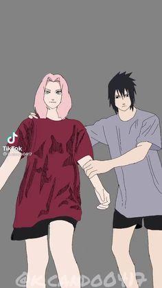 Sakura e sasuke dance