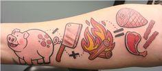 ha! great tattoo!