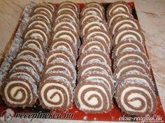 A legjobb Keksz-tekercs recept fotóval egyenesen a Receptneked.hu gyűjteményéből. Küldte: Vajasné Nagy Rita