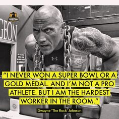 50 Best Dwayne 'The Rock' Johnson Quotes to Inspire You To Success - the rock quotes, Dwayne Johnson quotes, Motivationa You Rock Quotes, Life Quotes, Quotes Quotes, Rock Johnson, The Rock Dwayne Johnson, Christine Caine, Agatha Christie, Isagenix, The Rock Workout