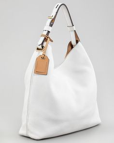 12 Handmade Bags You'll Fall in Love With Diy Handbag, White Handbag, Calf Leather, Leather Bag, Satchel, Crossbody Bag, Reed Krakoff, Beautiful Bags, Fashion Bags