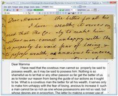 Transcript: A Windows Program for Transcribing Documents - Eastman's Online Genealogy Newsletter