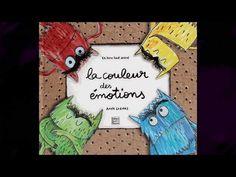 El monstruo de colores (edición álbum ilustrado, no versión pop-up) (Cuentos (flamboyant)) Pop Up, Baby Accessoires, Petite Section, Grande Section, Les Sentiments, Teaching French, Social Skills, In Kindergarten, Book Activities
