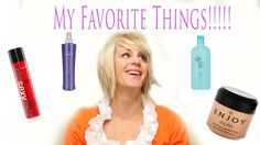 My Favorite Things //  Must Have Products This you tube channel has lots of DIY's for haircutting