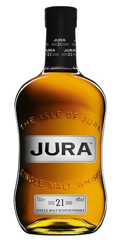 A mysterious Scotch.Established in 1810 on the Isle of Jura, north-west of the Island (and whisky region) of Islay. As with many other Scotch distilleries, Jura went through a rough patch in the f...