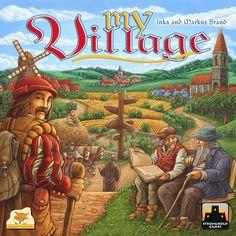 My Village | Image | BoardGameGeek