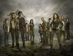#The100 Season 2   CW
