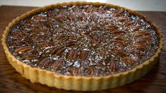 Stout and Pecan Pie Food Network Uk, Food Network Recipes, Paul Hollywood City Bakes, Chocolate Cream Cheese, Oui Oui, Pie Recipes, Sweet Recipes, Easy Recipes, Tasty Dishes