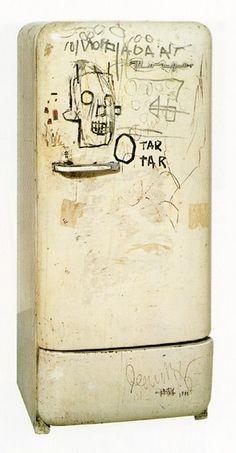 Basquiat chiller