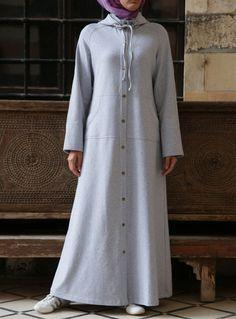 SHUKR USA | Detachable Hood Jilbab