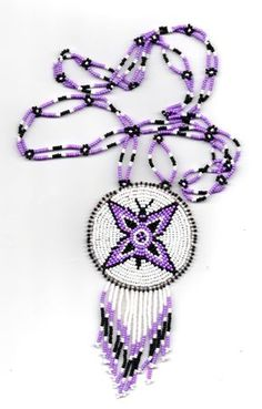 Native american, butterfly necklace,pow-wow