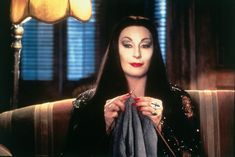 icon Morticia  Addams