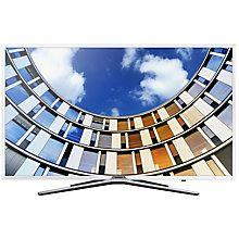 "Samsung 49"" Full HD Smart TV UE49M5515 (valkoinen)"