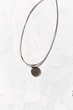 Silver Mini Zodiac Necklace