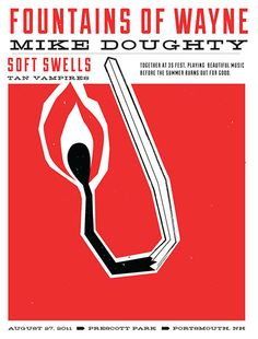 Dylan Haigh - Fountains Of Wayne, Mike Doughty, Tan Vampires, Soft Swells