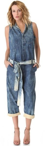 Levi's Vintage Clothing Coverall Jumpsuit - Lyst