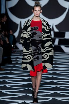 Diane von Furstenberg | Fall 2014 Ready-to-Wear Collection | Style.com