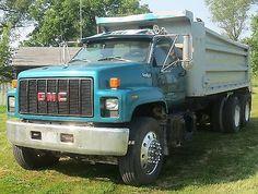 1993-GMC-TOPKICK-TANDEM-AXLE-DUMP-TRUCK-16-STEEL-BOX-CAT-POWER-WORKING-A-C