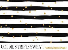 VORBESTELLUNG Goldie Stripes Bio Sweat