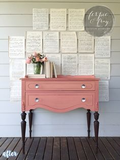 Sewing Machine cabinet idea -- only light gray on top with black legs. Hmmm....